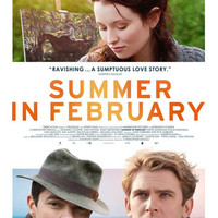 Summer in February 11x17 Movie Poster (2014)
