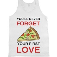 Pizza, My First Love