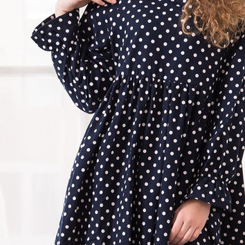 Polka Angel Dress