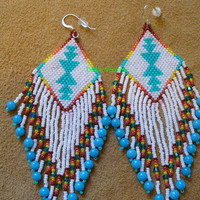 Arrows earrings