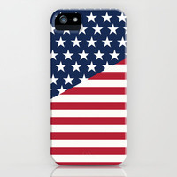 Flag iPhone & iPod Case by Daniellebourland