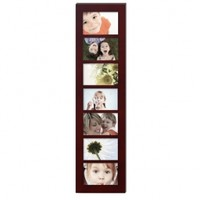 Adeco 7-Opening Collage Picture Frame