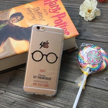 iPhone Don't Let the Muggles Get You Down Case