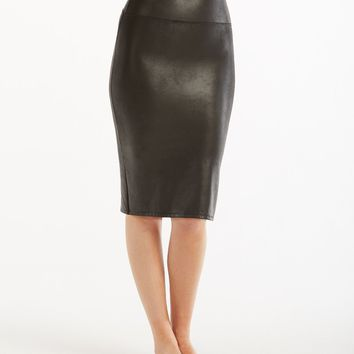 Women's Spanx Faux Leather Pencil Skirt