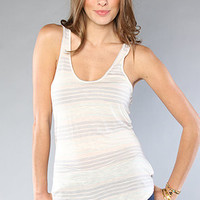 The Beach Stripe Tank : Quiksilver : Karmaloop.com - Global Concrete Culture