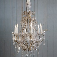 Rachel Ashwell Shabby Chic Couture Traditional Chandelier