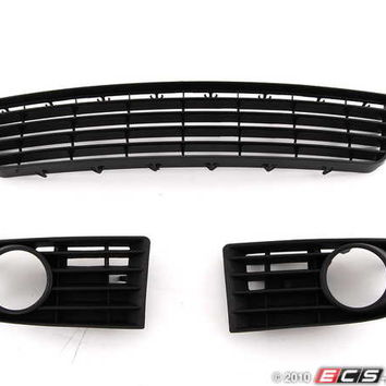 MKV Rabbit 5 Bar Grille Kit With Fog Lights