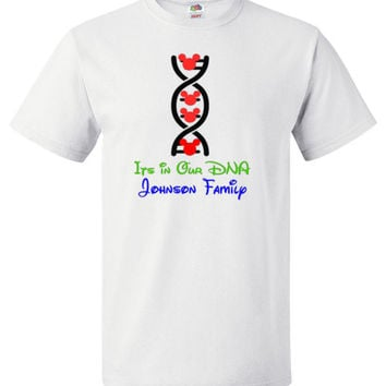 Its In Our DNA Unisex Short Sleeve Shirts