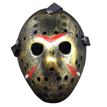 Hot Sale Jason Vs Friday The 13th Horror Hockey Cosplay Costume Halloween Killer Masquerade Mask Halloween Mask
