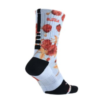 Nike LeBron Elite Easter Crew Basketball Socks