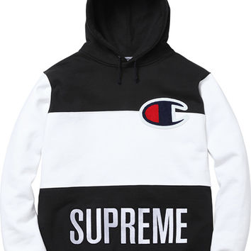 Supreme Supreme/Champion® Color Blocked Pullover