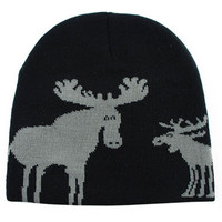 Moose Ski or Snowboarding Cap / Toque