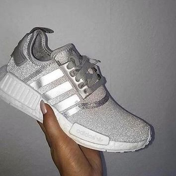 Adidas Originals NMD_R1 Fashion Trending Sneakers Running Sports Shoes