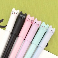 Lovely Kitty Gel Pen