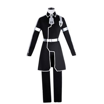 Sword Art Online Alicization Cosplay Costume Kazuto Kirigaya Cosplay Men Anime Costume