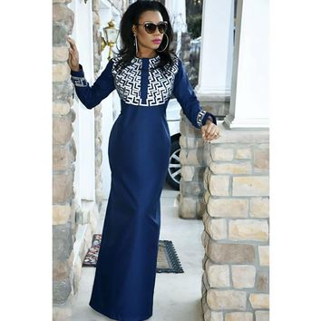 free shipping african clothing new fashion design dashiki soft material for