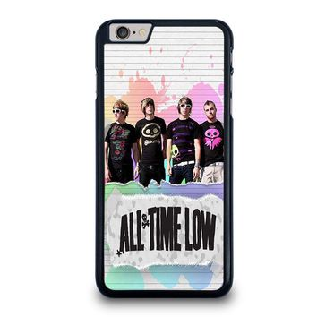 all time low personil band iphone 6 6s plus case cover  number 1
