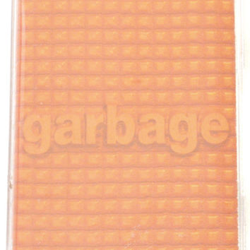 Vintage 90s Garbage Version 2.0 Alternative Rock Album Cassette Tape