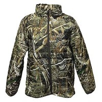 Drake Men's MST Synthetic Down Camo Pac Jacket