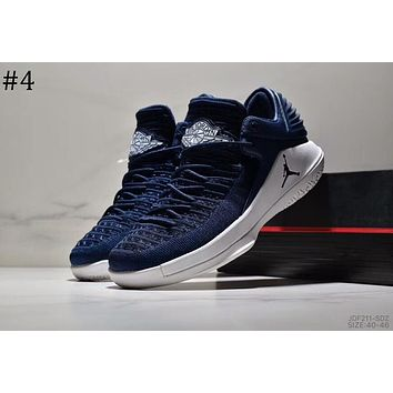 NIKE AIR JORDAN XXXII LOW PF mesh breathable non-slip wear-resistant basketball shoes F-AA-SDDSL-KHZHXMKH #4