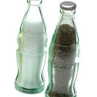 Coca-Cola Bottle Salt or Pepper Shaker