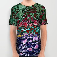 Wallcolors All Over Print Shirt by Stephen Linhart