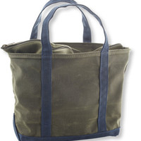Waxed Canvas Boat and Tote | Free Shipping at L.L.Bean