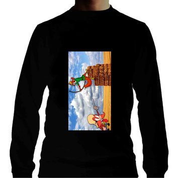 yosemite vs robin - Sweater for Man and Woman, S / M / L / XL / 2XL **