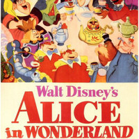 Alice in Wonderland Masterprint - AllPosters.ca