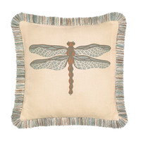 Dragonfly Pillow | More Colors Available