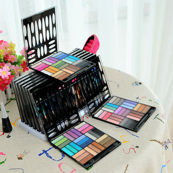 Eyeshadow palette makeup eye shadow maquiagem beauty 27 colors naked palette  with eye pencil  2701