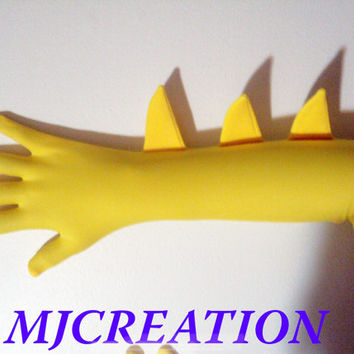 glove costume made to order superhero costumes mjcreation
