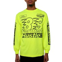 Wrangler Long Sleeve Racing Volt