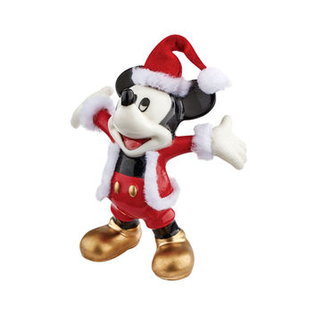 Disney The Boss Mickey By Design Department 56 Porcelain Figurine New with Box