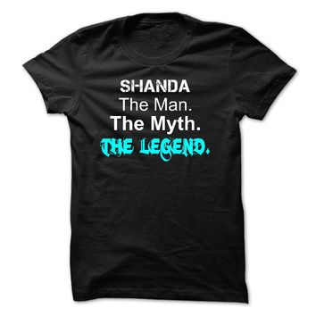SHANDA - The Man The Myth