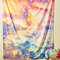 Galaxy Things My Way Tapestry   Mod Retro Vintage Decor Accessories   ModCloth.com