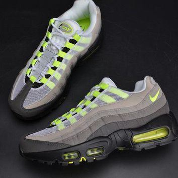 DCCKL8A Jacklish Nike Air Max 95 Og White/neon Yellow-black-anthracite For Sale