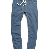 Classic Sweatpant in Indigo Mix