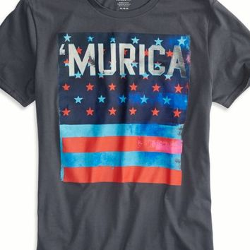 AEO Men's 'murica Graphic T-shirt