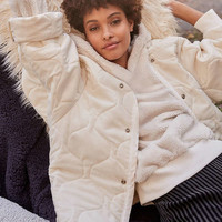 Vintage Oversized Quilted Liner Jacket | Urban Outfitters