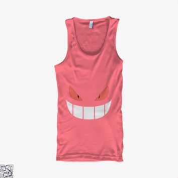 Face Of The Shadow, Pokemon Tank Top