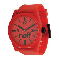 Neff - daily watch - Red