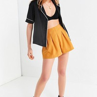 UO Utopia Pleated Short | Urban Outfitters