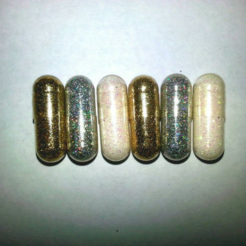 Christmas GlitterPills, A truly unique gift