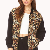 Wild Thing Bomber Jacket