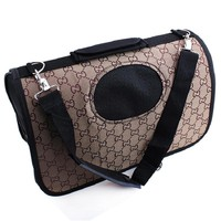Carry Hand Tote Dog Bag Folding Pet Carrier Sleepping Bag Travel Portable Puppy Cat Bag Tote Carry Carrier Dog House