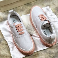 18ss Céline Celine 180 Lace Up Canvas Sneakers 1 - Sale