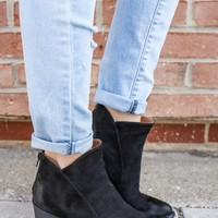 Best Case Booties - Black