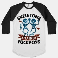 Skeletons Against Fuckboys