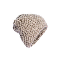 Wool Knit Beanie LEXI | Kiss by Fiona Bennett